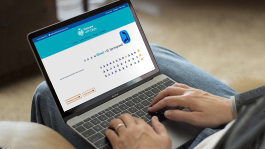 Hebrew with Tikva online student